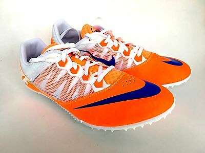 Nike Zoom Rival S 7 Men's Track Sprint Shoes Spikes Size 10.5