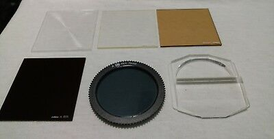 Cokin Series A Filter Kit with 49mm &52mm Adapter Rings
