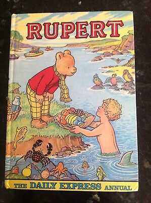 Rupert  Annual 1975  The Daily Express Annual