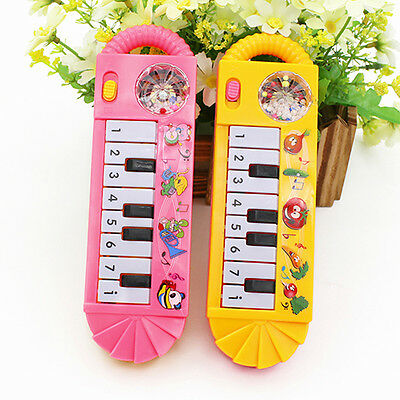 1x  Girl 0-7Age Baby Kid Child Piano Music Developmental Toy Xmas Gift GLP38