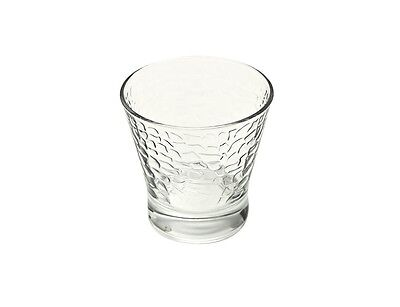 Set Of 12 Rome Whiskey Whisky Glass Scotch Tumbler Drinking Water Cafe Bar