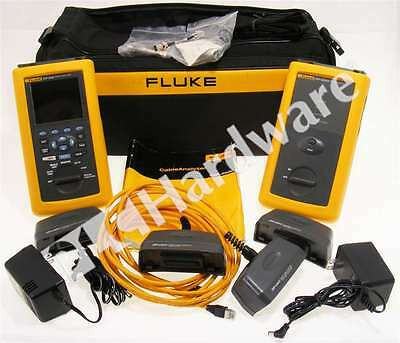Fluke DSP-4000 Digital Cable Analyzer Tester DSP4000
