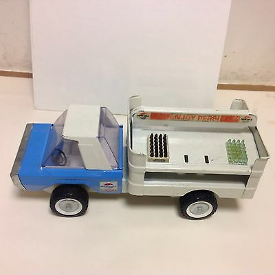 Vintage Buddy L Pepsi Truck Steel 60's 1960's Great condition!!!