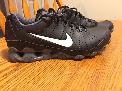 New worn once Mens Nike Reax 9 TR Running Shoes Size 9.5