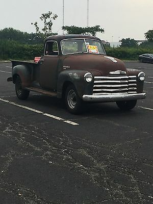 1950 Chevrolet Other Pickups 5 Window 1950 Chevrolet 3600 3/4 ton Pickup