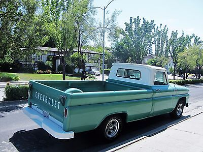 1965 Chevrolet C-10 Pickup Truck. 1965 Chevy  C10 Pickup truck. Excellent Mechanical and Visual condition.