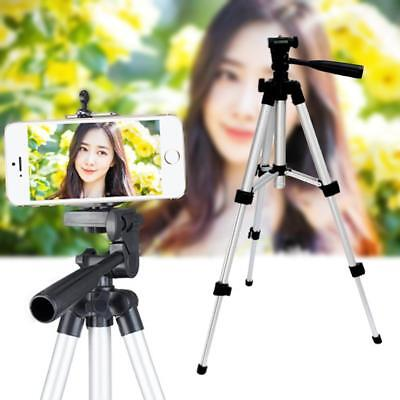 Universal Portable Aluminum Tripod Stand For Canon Nikon Camera Camcord AF!