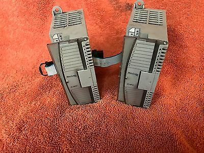 Allen-Bradley 1762-IQ16  Input Module (Lot of 2)