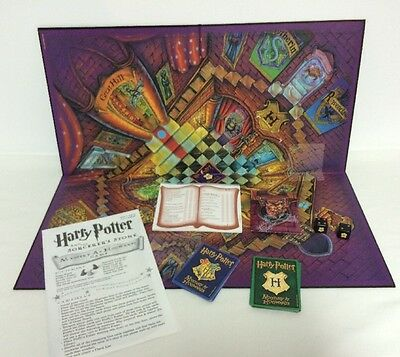 Harry Potter Mystery Hogwarts Game Replacement Piece Board Dice Crafts