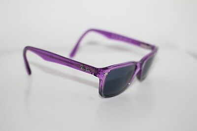 Ray-Ban jr RB 1531 Purple/Grey Polarized Sunglasses