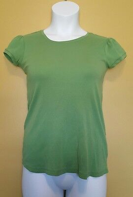 Maternity T-shirt Green Oh Baby S
