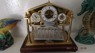 rolling ball clock limited edition of only 500
