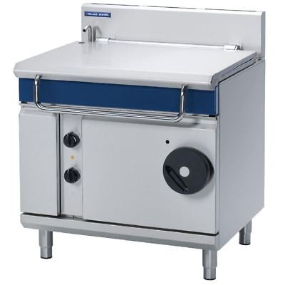 Blue Seal 900mm 80 Ltr Bratt Pan with Manual Tilt