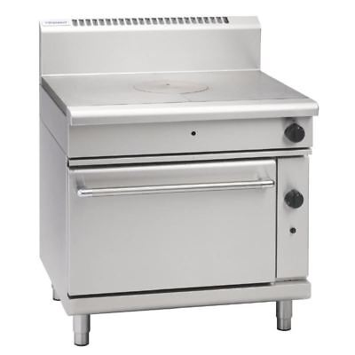 Waldorf 900mm Solid Top Oven Range