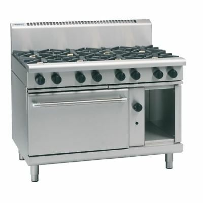 Waldorf 1200mm Oven Range with 8 Burners