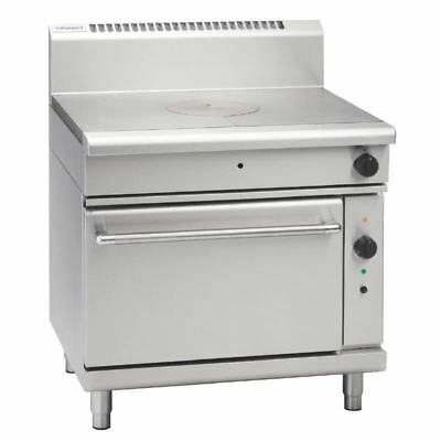 Waldorf 900mm Solid Top Convection Oven Range