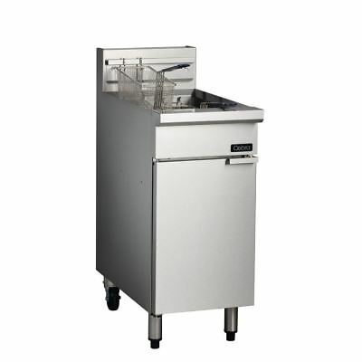 Cobra by Moffat Single Pan Deep Fryer with Two Baskets