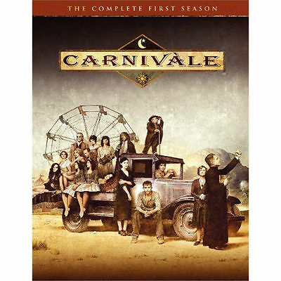 Carnivale - The Complete First Season (DVD, 2012, 4-Disc Set)