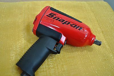 "Snap On Tools 2014 1/2"" Dr Super Duty Air Impact Wrench MG725 Socket Wrench Gun"