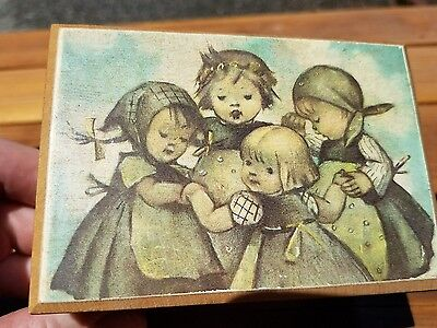 Vintage Swiss Reuge Music Box Swiss Musical Movement Song Box