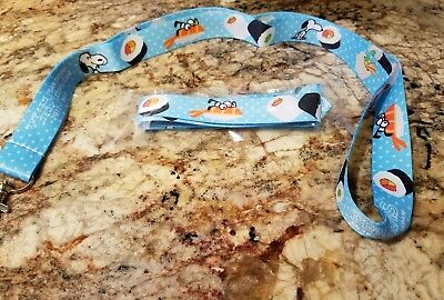 SDCC 2017 Peanuts Snoopy Limited Edition Lanyard