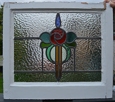 Leaded light stained glass window. R344e. WORLDWIDE DELIVERY!!!