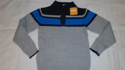 NEW Boys Size S 5-6 Gymboree Sweater 2016 Slope Star Line Retail $34 NWT
