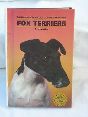 Book-Fox Terriers By Evelyn Miller