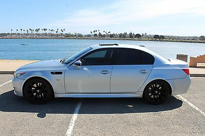 2006 BMW M5  2006 BMW M5 94k Miles Clean Title Clear Carfax NO RESERVE!!! 46 High Res Photos!