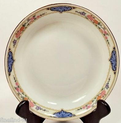 """Kpm Fine China Kpm7 Germany Dishes 2 Coupe Soup / Cereal Bowls 7 3/4"""""""