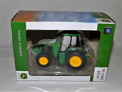 New John Deere Collection Tractor Kurt S. Adler Christmas Ornament