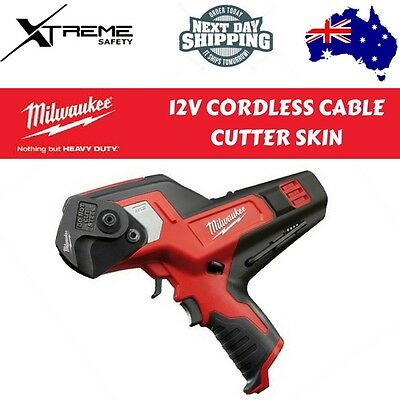 Milwaukee Cordless Cable Cutter Skin 12V