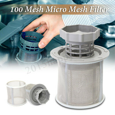 Replacement 2 Part Micro Mesh Filter Kitchen For BOSCH Dishwasher 427903 170740