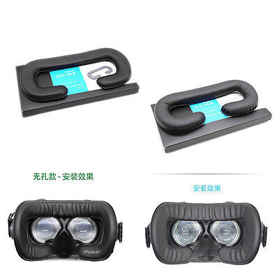 Face Foam Eye Masks PU Leather Pad For HTC VIVE Headset VR Cover Accessories