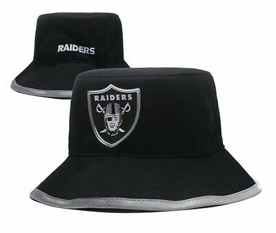 Oakland Raiders NFL Team Bucket Hat