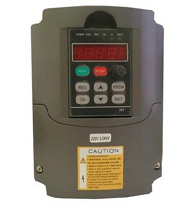 HY Series 3KW 4HP Variable Frequency Drive VFD Inverter 220V