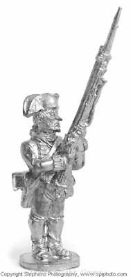Old Glory AWI 25mm British Line Infantry - At the Ready Pack MINT