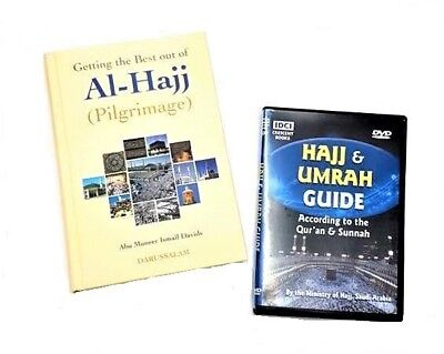 Getting the Best out of Al-Hajj (Pilgrimage) with Free Hajj and Umrah Guide DVD