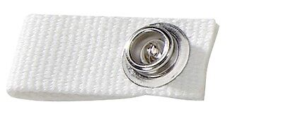 A&R Cheek Loops - White (Pack of 2)