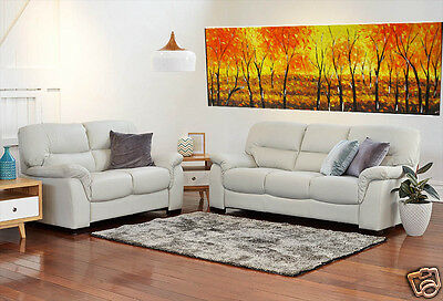 Huge Aboriginal Art Oil Painting Landscape Texture Tree   By Jane COA