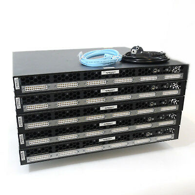 REF Cisco PWR-RPS2300 Power Array + C3K-PWR-750WAC + BLWR-RPS2300