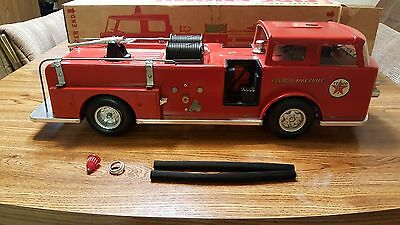 TEXACO FIRE TRUCK - Excellent Condition - With Original Box