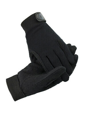 Horze Basic Polygrip Gloves - Horse Riding Gloves
