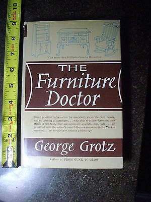 B02. 1962 The Furniture Doctor by George Grotz