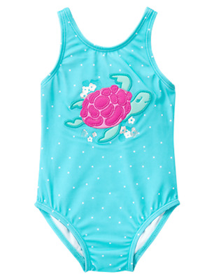 NEW Gymboree Outlet Surfer Girl Swim Shirt Swimsuit NWT 4 5 6 10 Year Surf