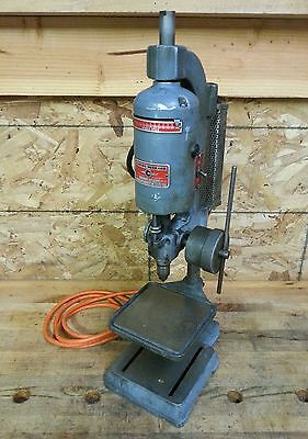 Electro-Mechano Model 101W Small Precision High Speed Drill Press 3000-15000rpm