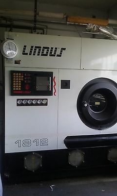 Lindus 1812 Perc Dry Cleaning Machine