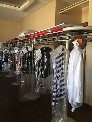 Cissell Dry Cleaning Conveyor