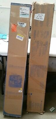Lot of 2 Lithonia Lighting Decorative Fluorescent Lights For parts Only 9664 JS