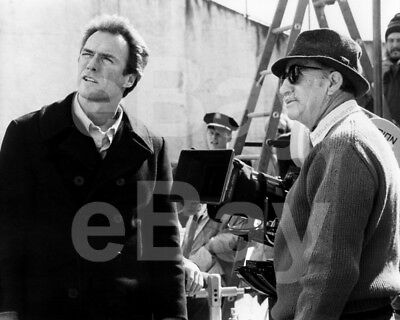 Escape From Alcatraz (1979) Clint Eastwood, Don Siegel 10x8 Photo